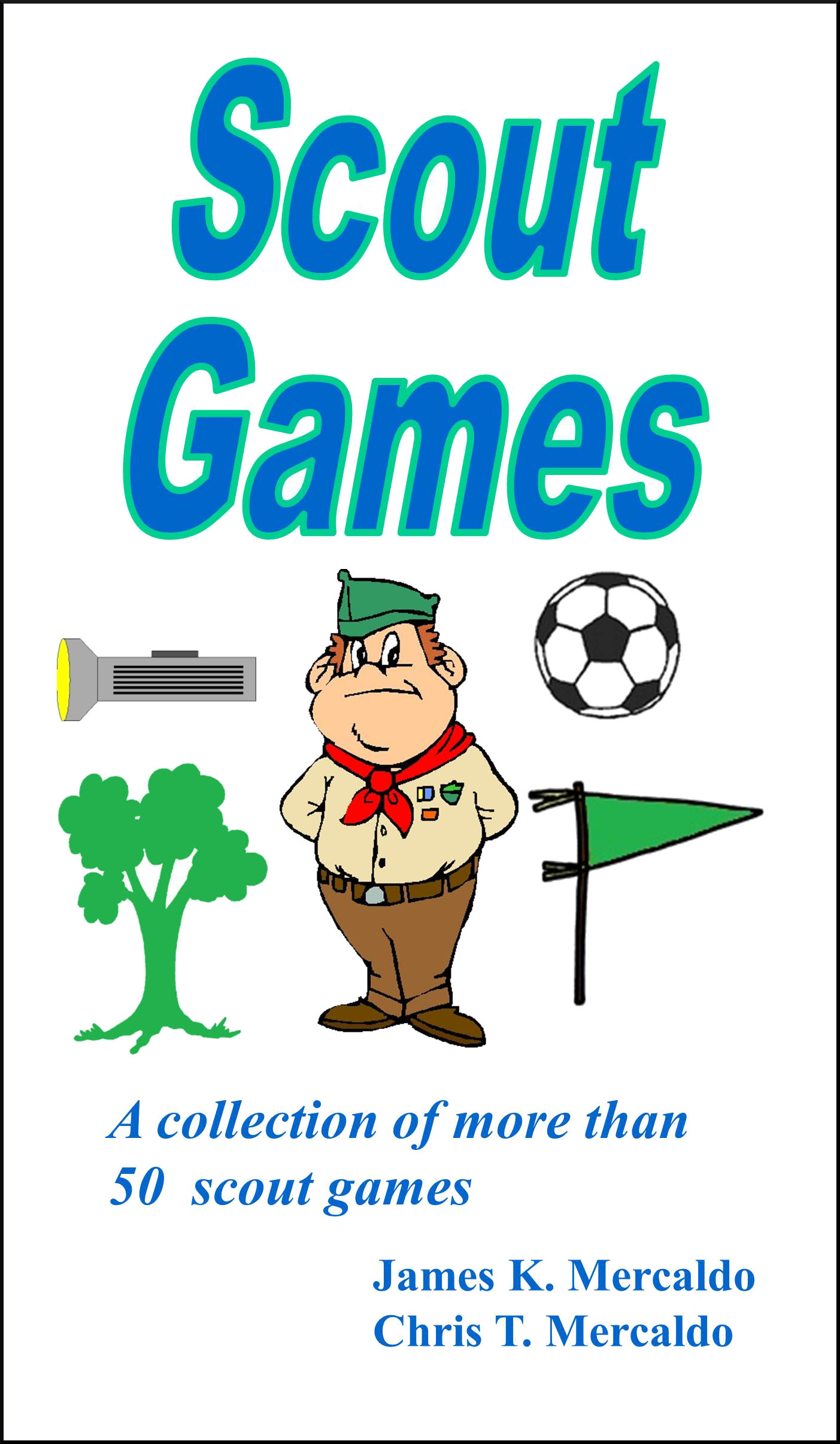 Scout Games Cover